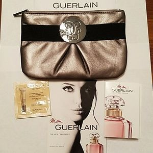 New Guerlain Fragrance (Angelina Jolie) & mkup bag